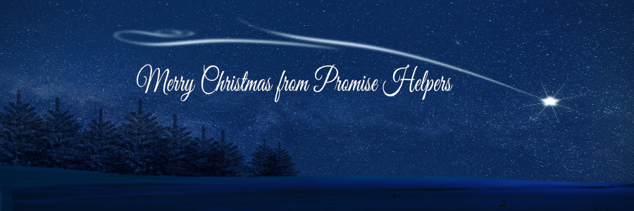 Merry Christmas from Promise Helpers