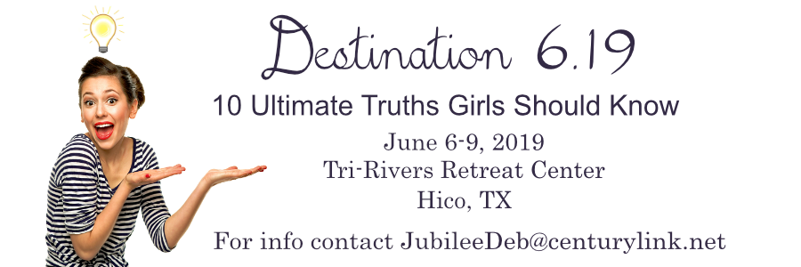 Destination 6.19: 10 Ultimate Truths Girls Should Know